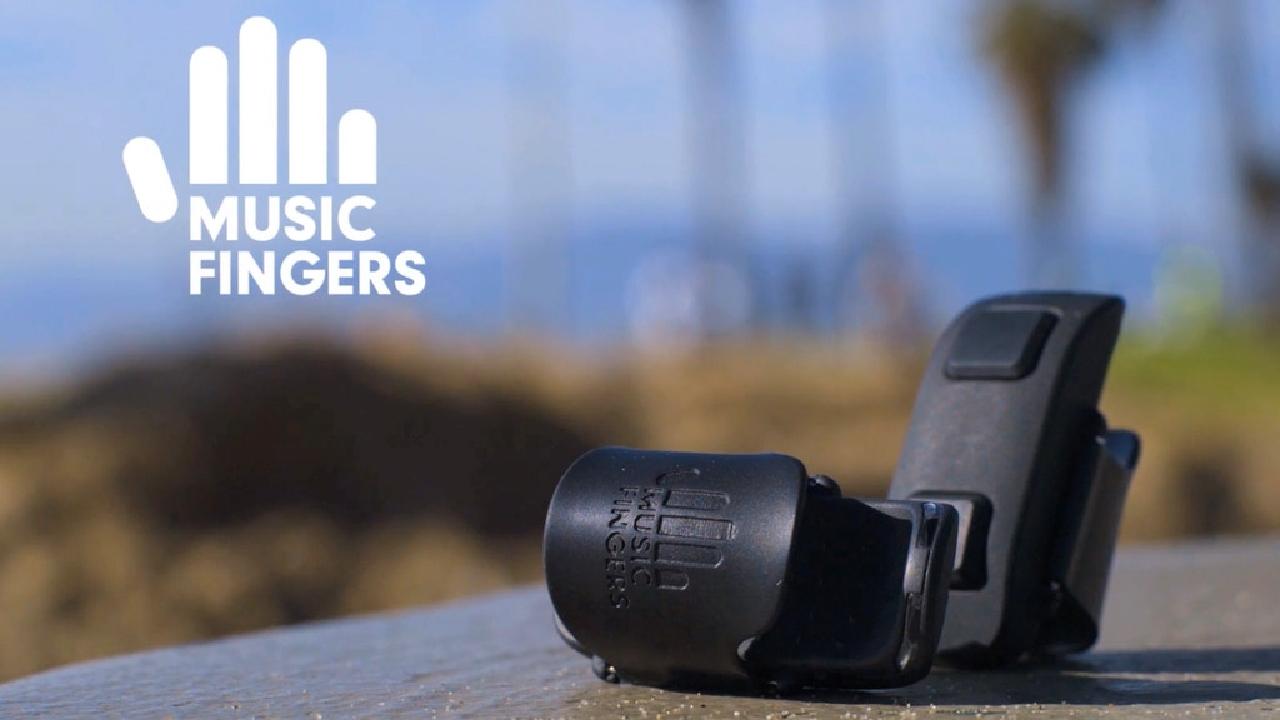 Music Fingers: il sogno di ogni percussionista diventa realtà! thumbnail