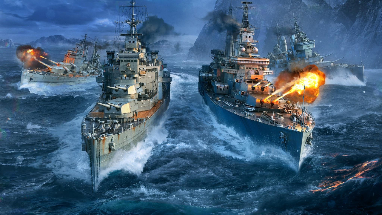 World of Warships: rinforzi in arrivo per la marina militare britannica thumbnail