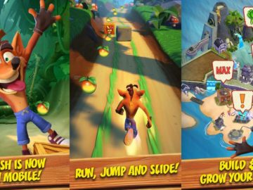 Crash Bandicoot Mobile ios android