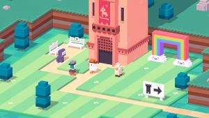 Crossy Road Castle ora disponibile su Apple Arcade