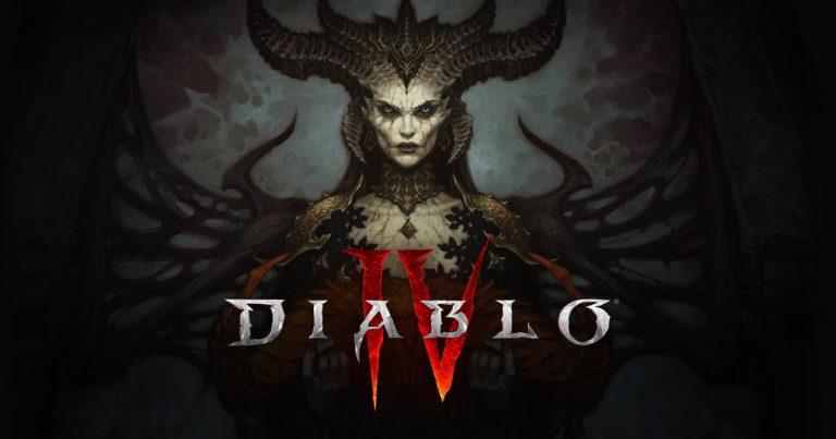 Diablo IV controller