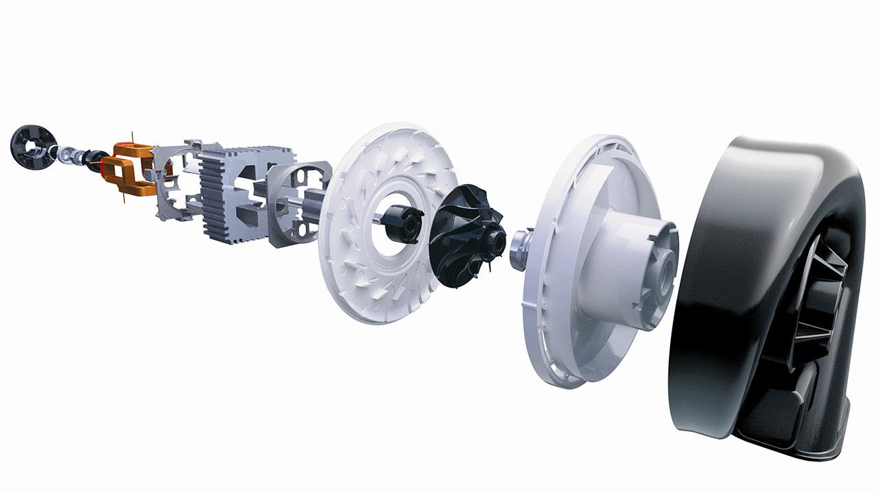 Il Dyson Digital Motor
