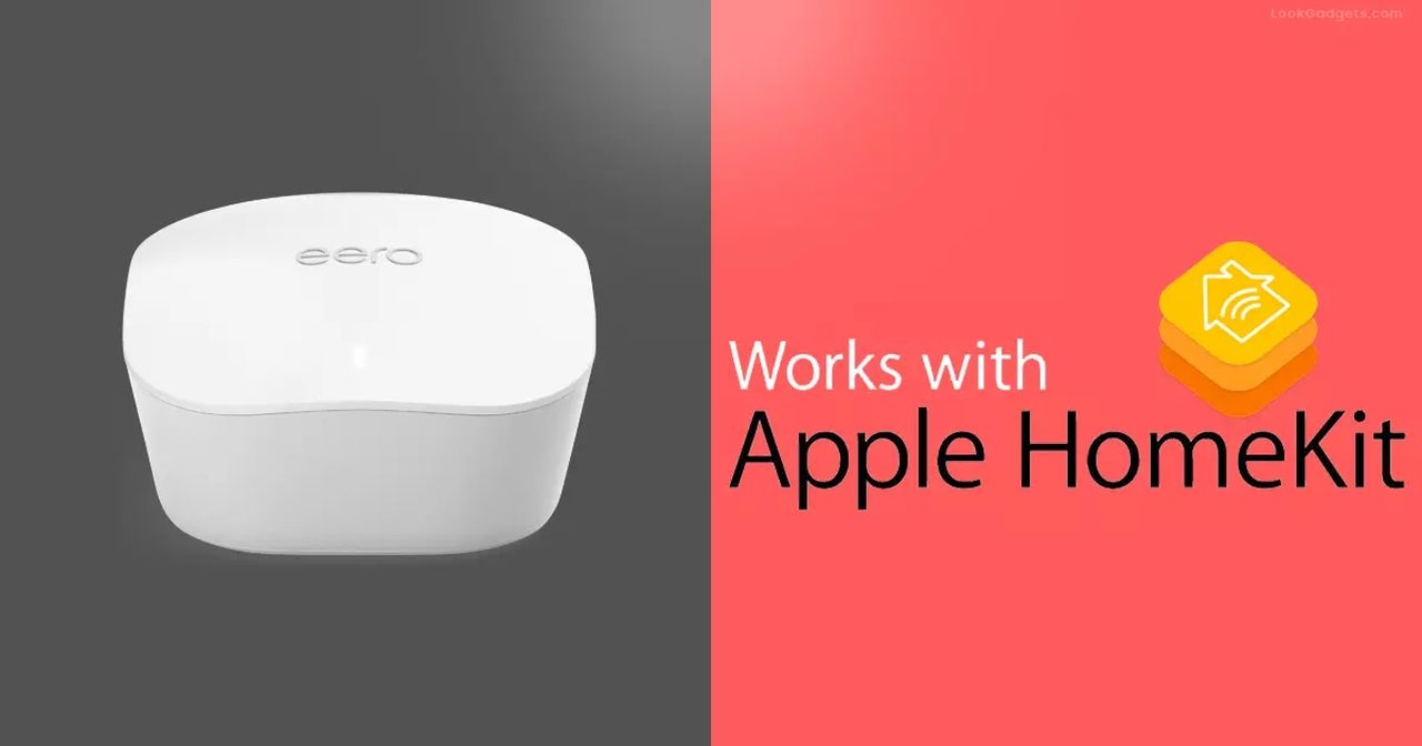 I router eero di Amazon ora supportano il sistema Apple HomeKit thumbnail