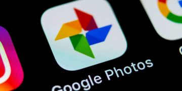 Google Photo errore video copertina