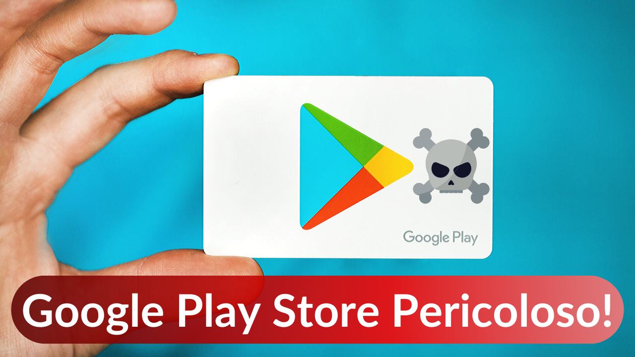 Google Play Store non è sicuro. thumbnail