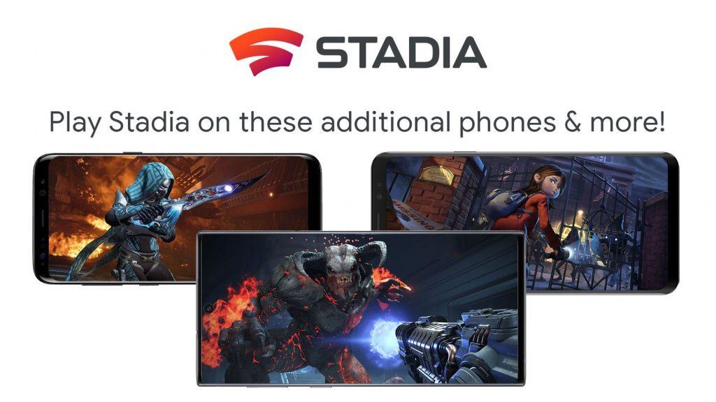 Google-Stadia-nuovi-smartphone