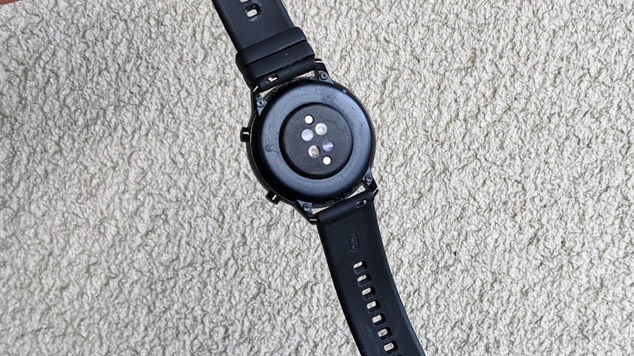 Honor Magic Watch 2 recensione cinturino