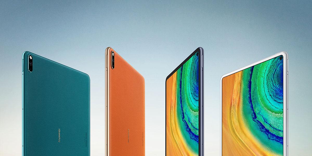 Huawei MatePad Pro colorazioni