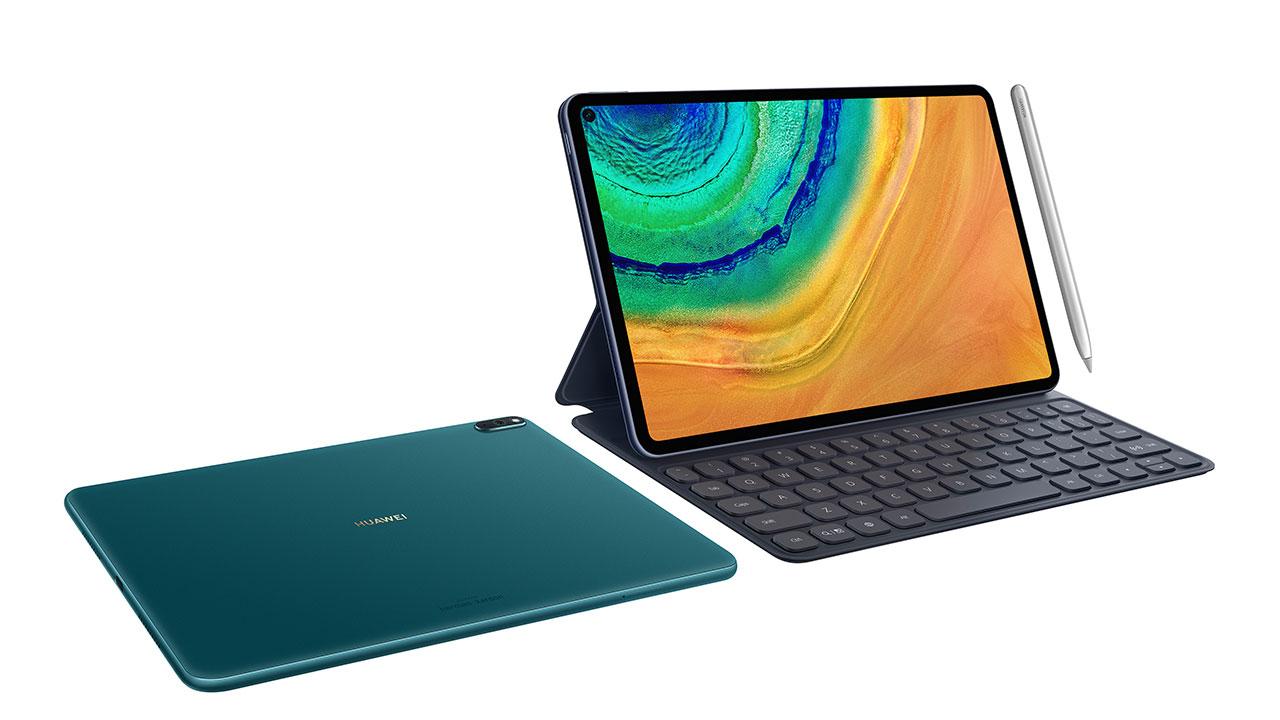Huawei MatePad Pro, un mix di stile e tecnologia thumbnail