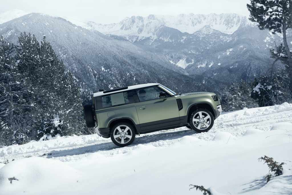 settimana bianca 2020 land rover