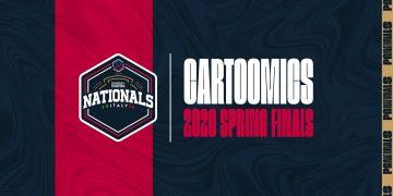 League of Legends PG Nationals cartoomics