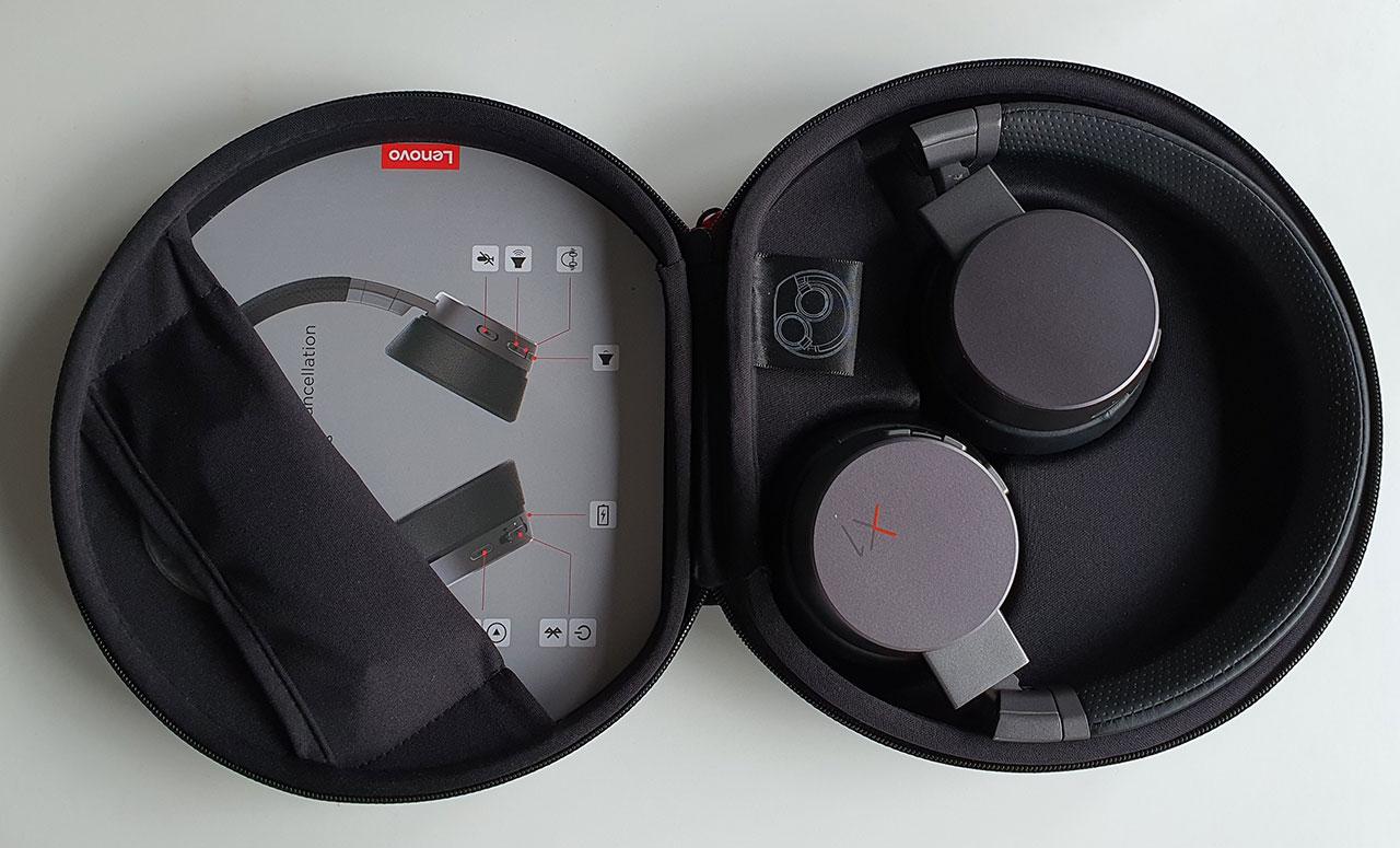 Lenovo ThinkPad X1 ANC recensione custodia