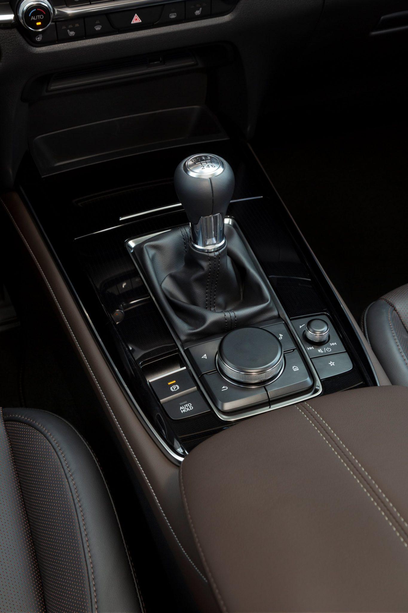 Mazda CX-30 portaoggetti