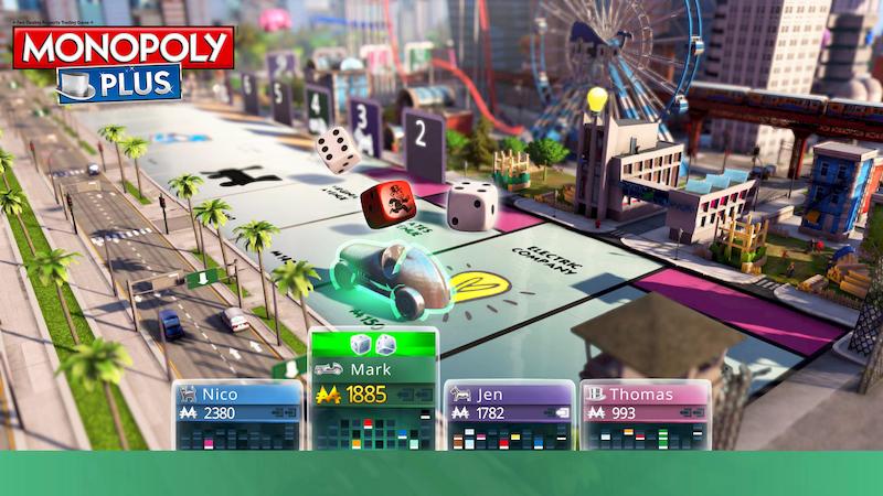 Monopoly Plus giochi da tavolo quarantena