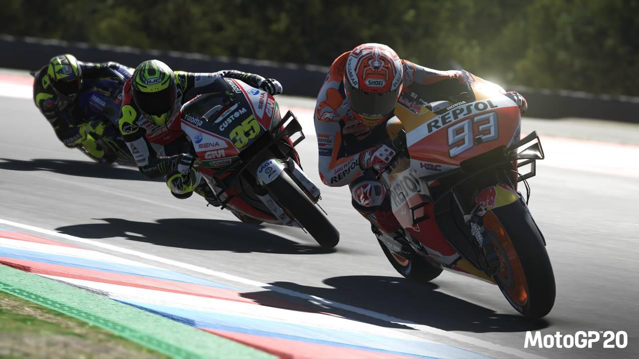 MotoGP 20: il nuovo trailer rivela la data di uscita del titolo di Milestone thumbnail