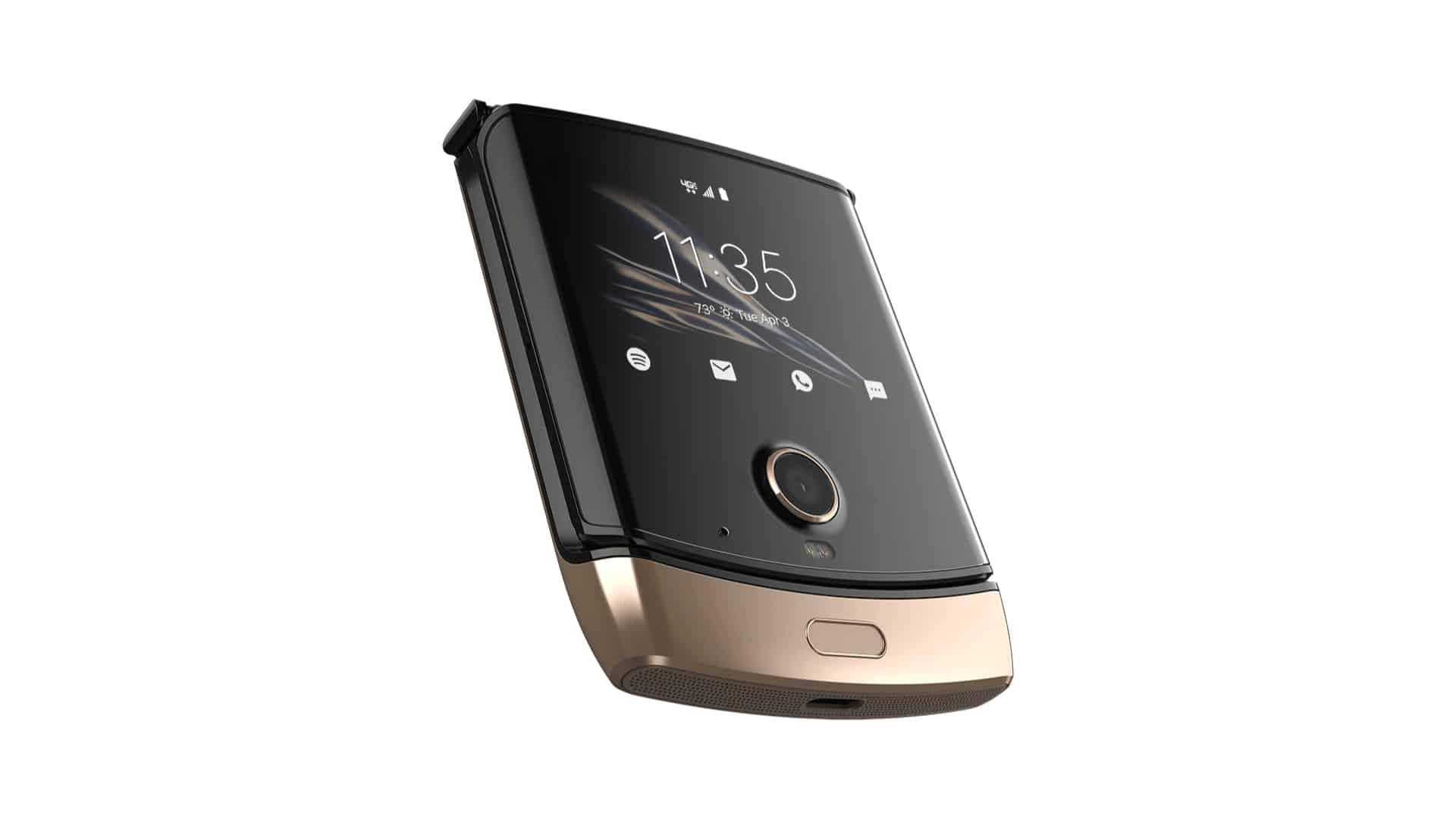 "Motorola Razr ed il ""problemino"" allo schermo thumbnail"