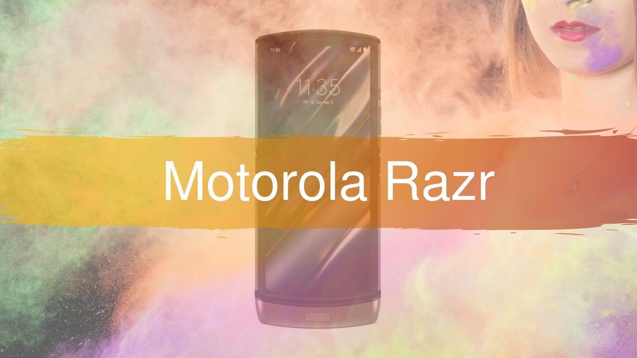 Motorola Razr arriva in una nuova ed elegante colorazione thumbnail