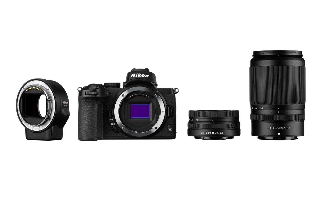 Nikon Z50 scontata di 100 euro, ma solo fino al 15 marzo thumbnail