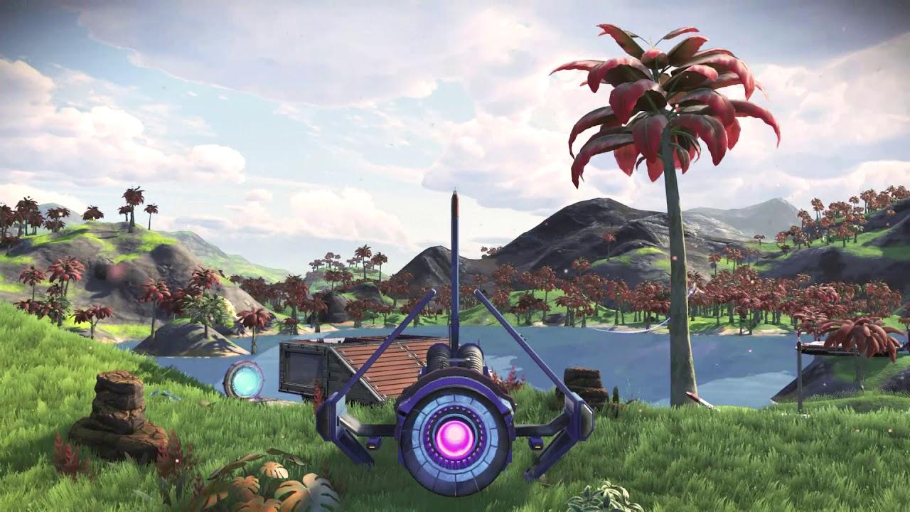L'ultimo aggiornamento di No Man's Sky aggiunge nuove navicelle spaziali thumbnail