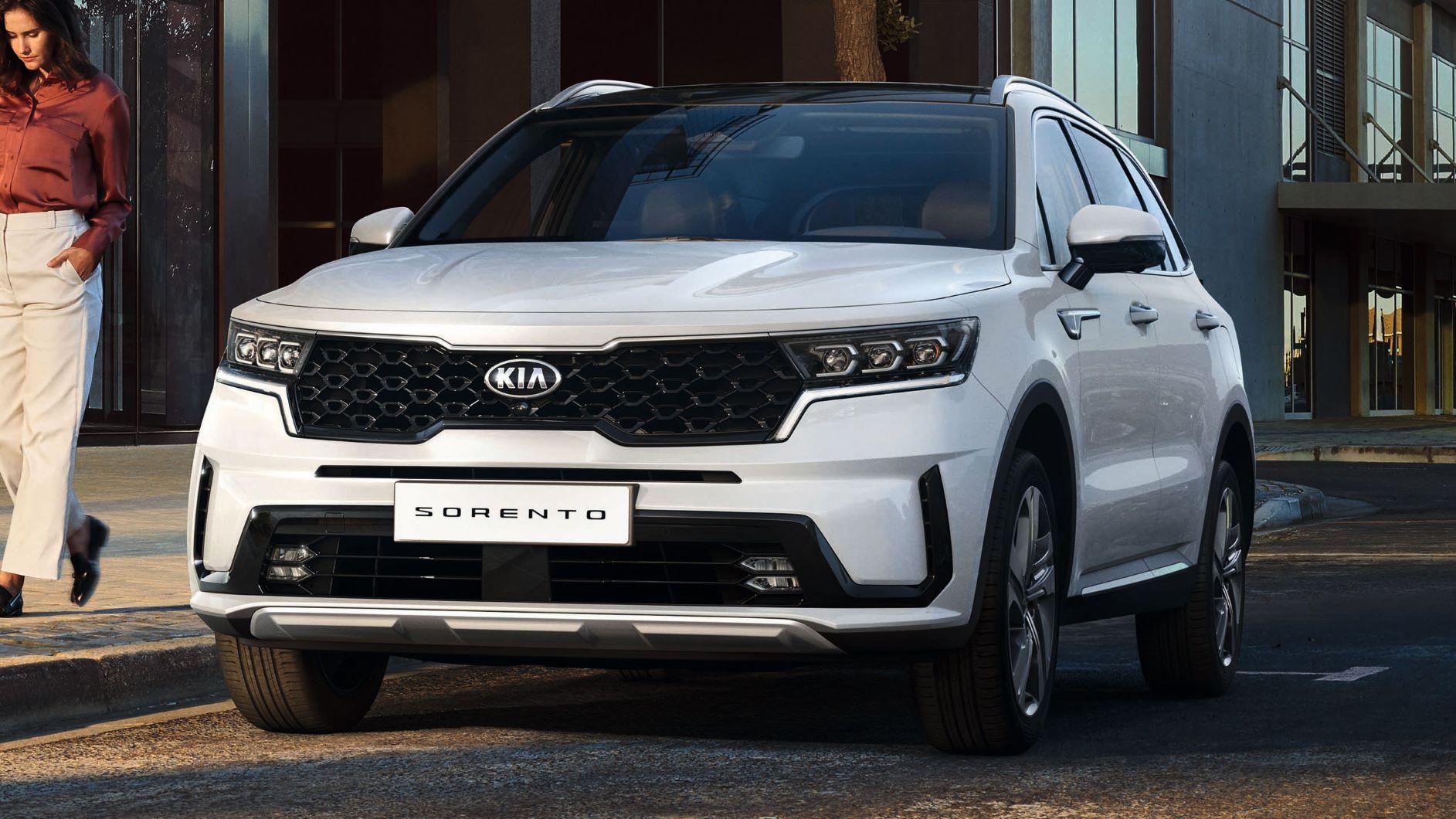 Nuova Kia Sorento: a Ginevra la quarta generazione del SUV coreano thumbnail
