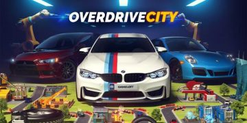 Overdrive City gameloft