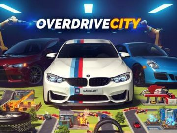 Overdrive City gameloft