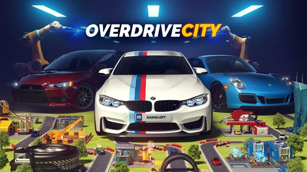 Overdrive City, il nuovo mobile game di Gameloft, è ora disponibile thumbnail