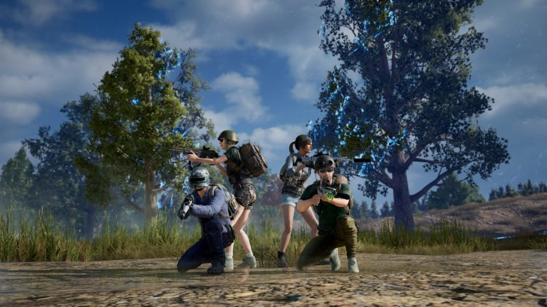 PUBG Cross Party Play xbox playstation 4