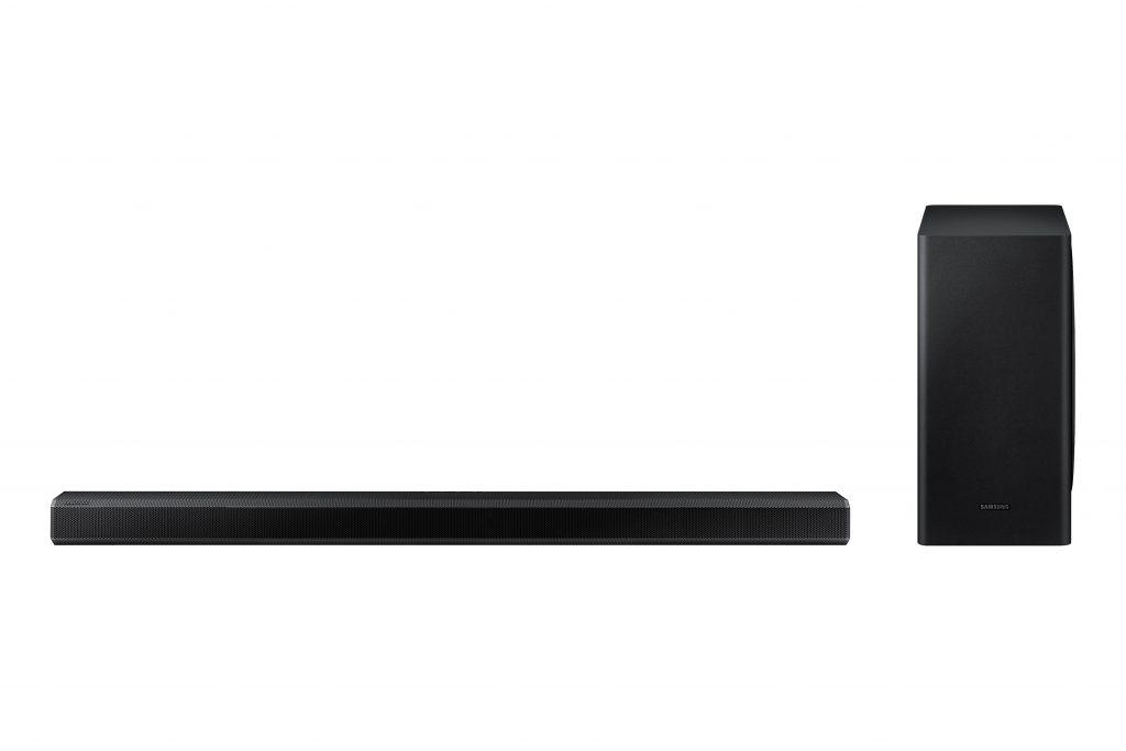 Samsung TV QLED 8K soundbar