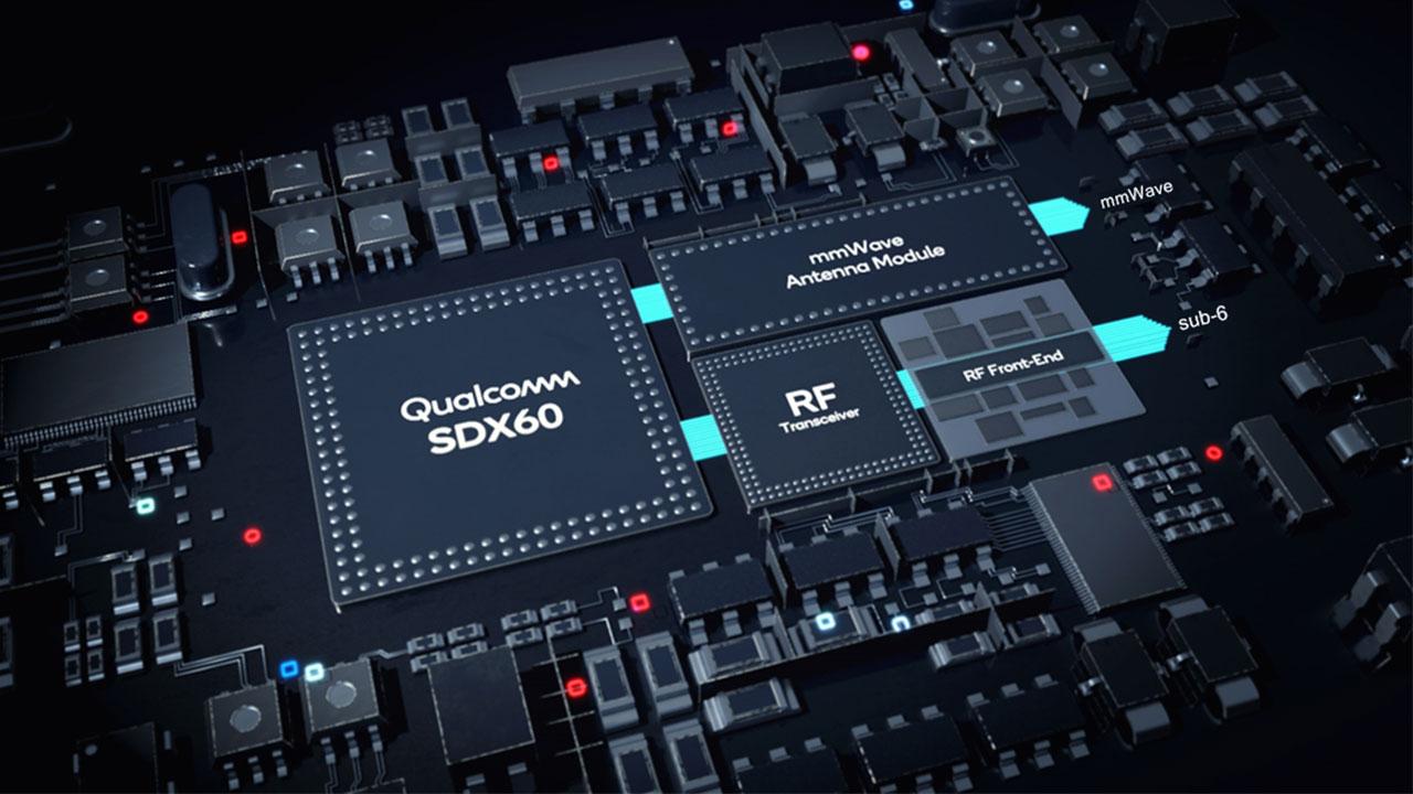 Qualcomm Snapdragon X60: la novità è il carrier aggregation thumbnail
