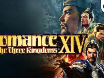 Romance of the Three Kingdoms XIV disponibile
