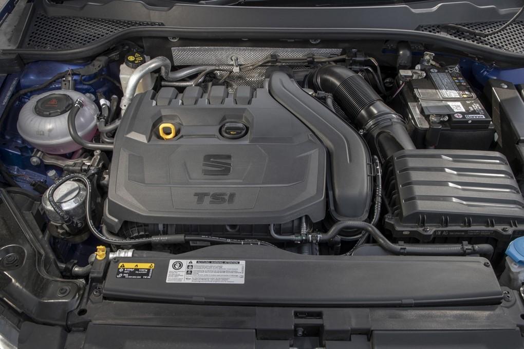 SEAT Leon motore