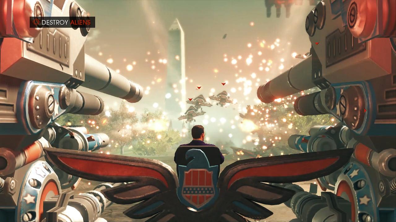 Saints Row torna su Nintendo Switch col quarto capitolo thumbnail