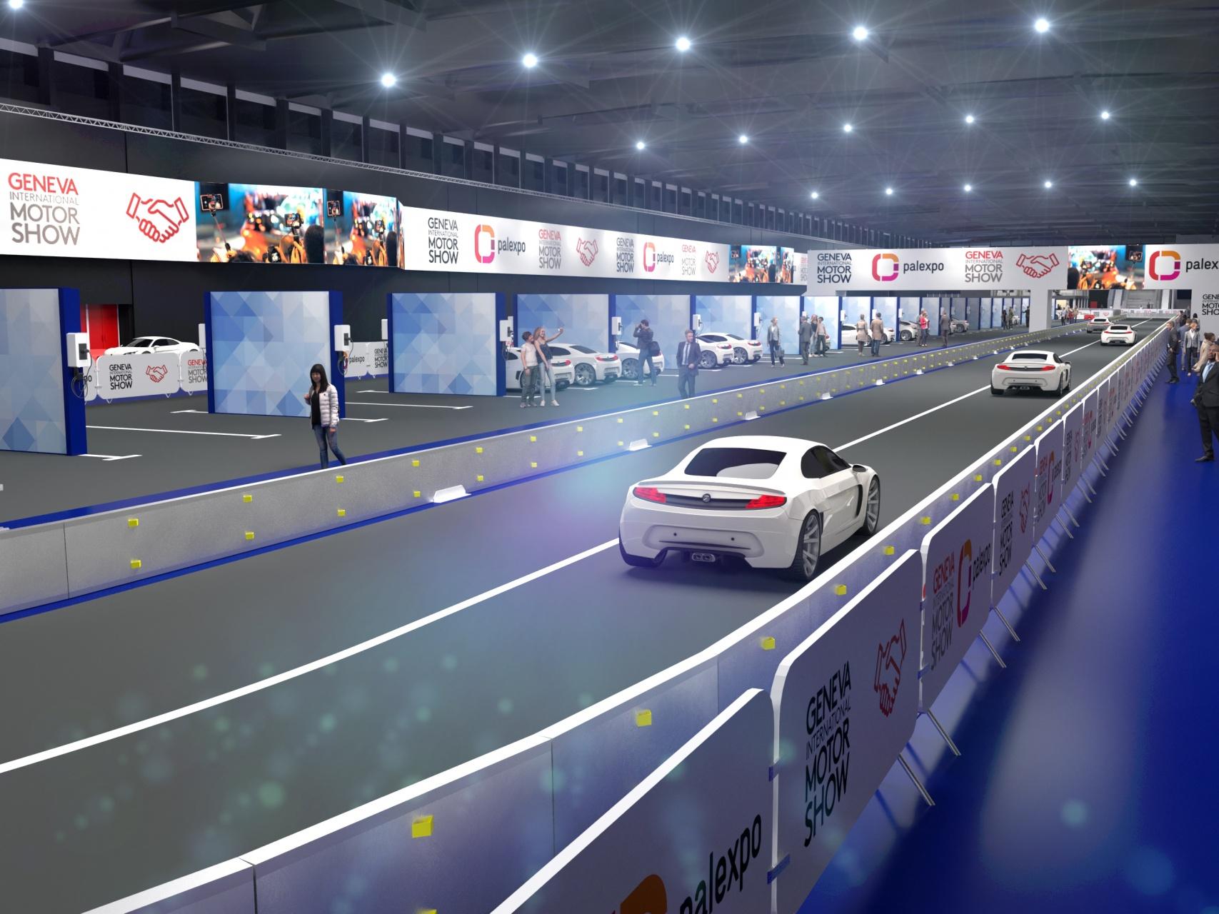 Salone di Ginevra 2020 Discovery