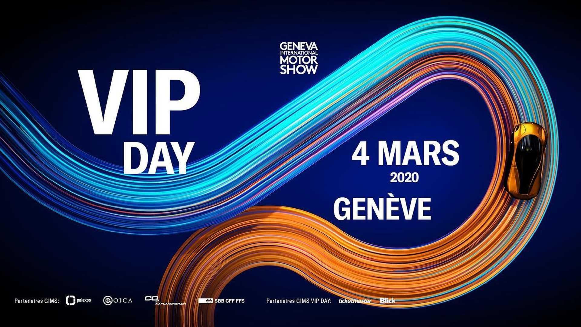 Salone di Ginevra 2020 VIP Day
