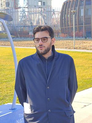 Paolo Bagnoli, Head of Marketing