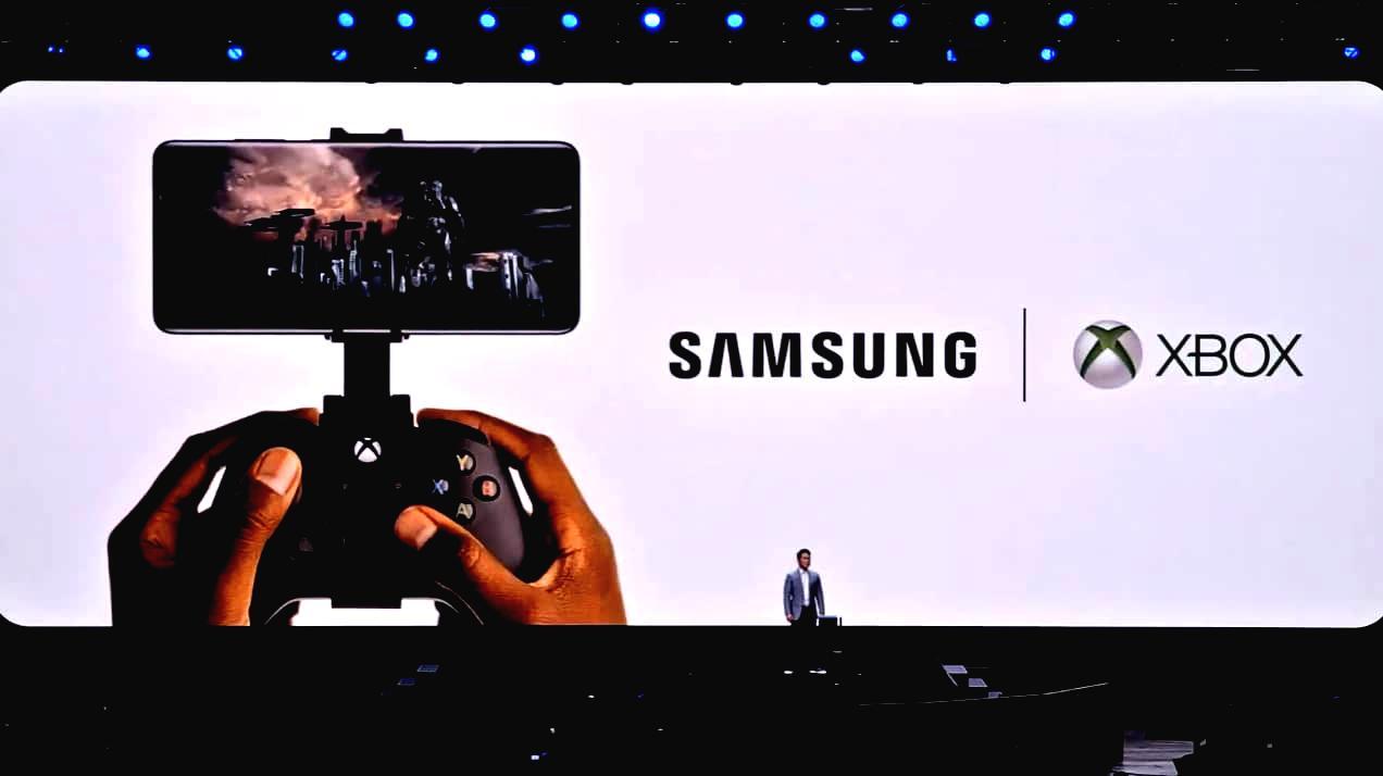 Samsung e Xbox in una partnership per il Cloud Gaming thumbnail