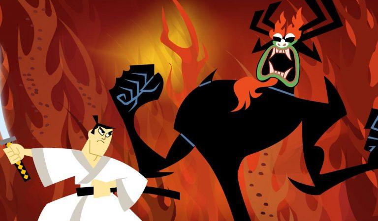 Samurai Jack: Battle Through Time annunciato con un trailer