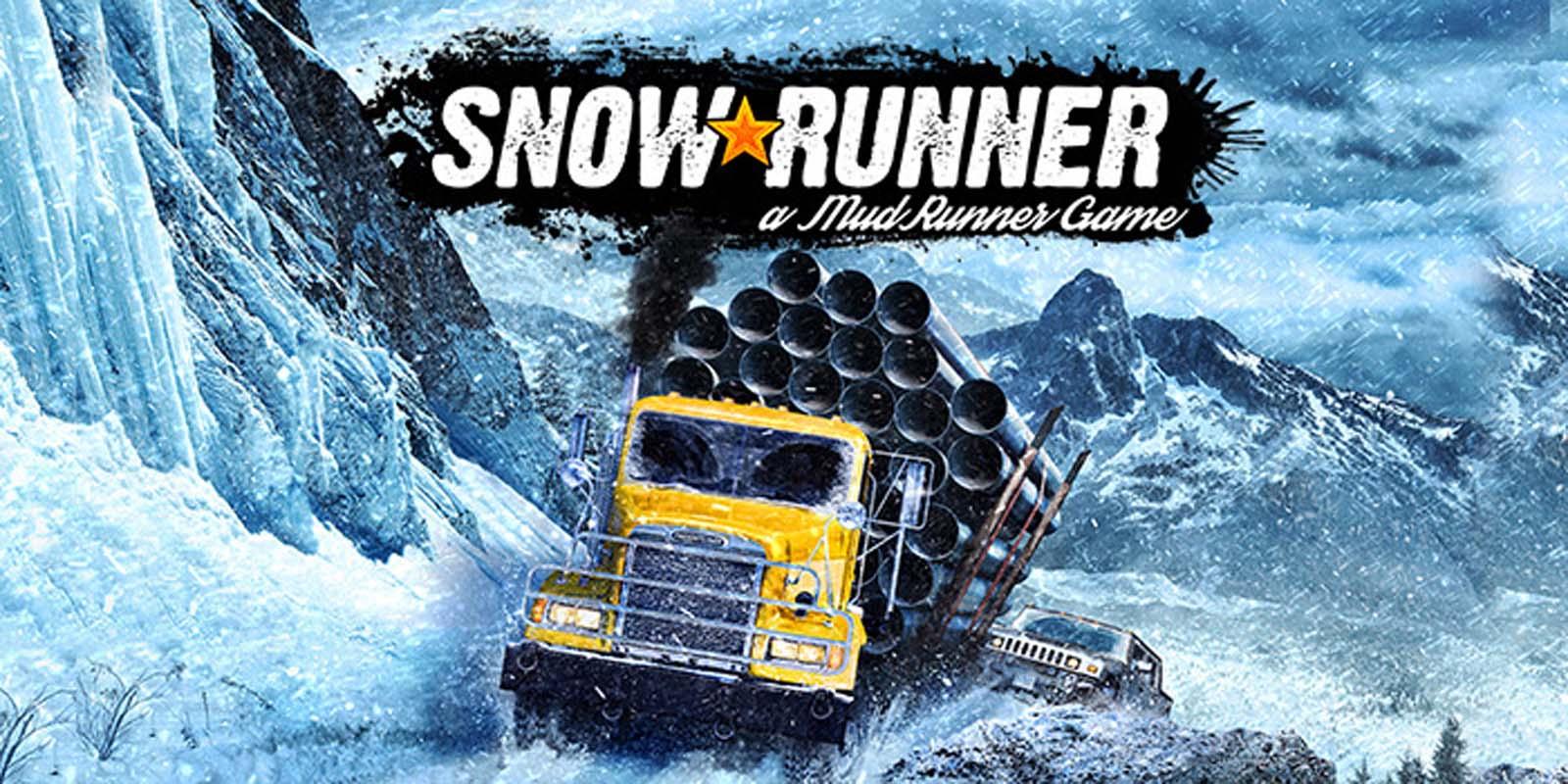 """""""Conquer the Wilderness"""" è il nuovo trailer di SnowRunner thumbnail"""