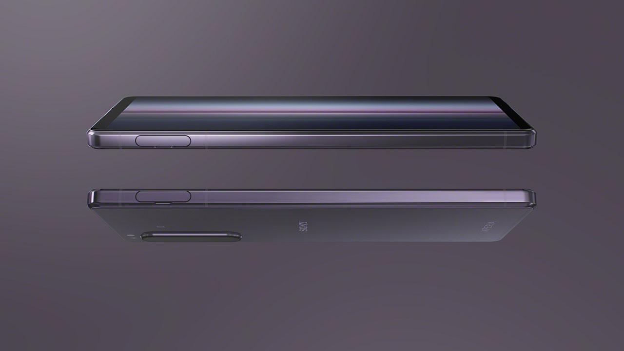 Sony Xperia 1 II design