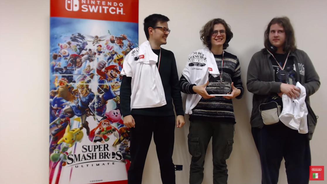 Super Smash Bros Ultimate European Team Cup: i qualificati in Italia thumbnail