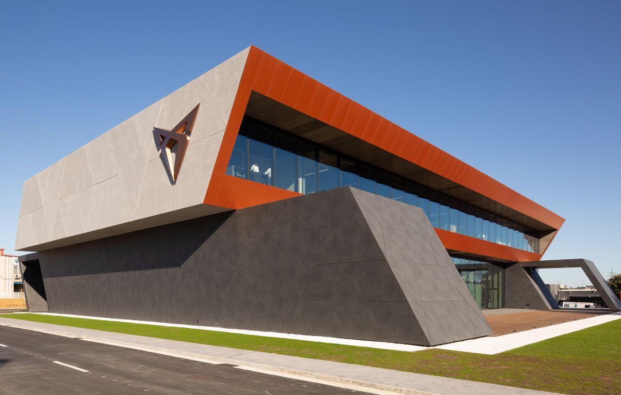 CUPRA, ecco il nuovo innovativo headquarter del brand sportivo di Seat thumbnail