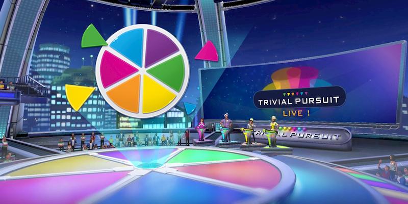 Trivial Pursuit Live giochi da tavolo quarantena
