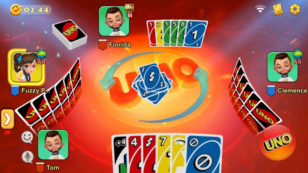 UNO app giochi da tavolo quarantena