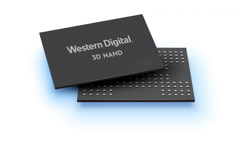 Western Digital annuncia la nuova tecnologia BiCS5 3D NAND per lo storage