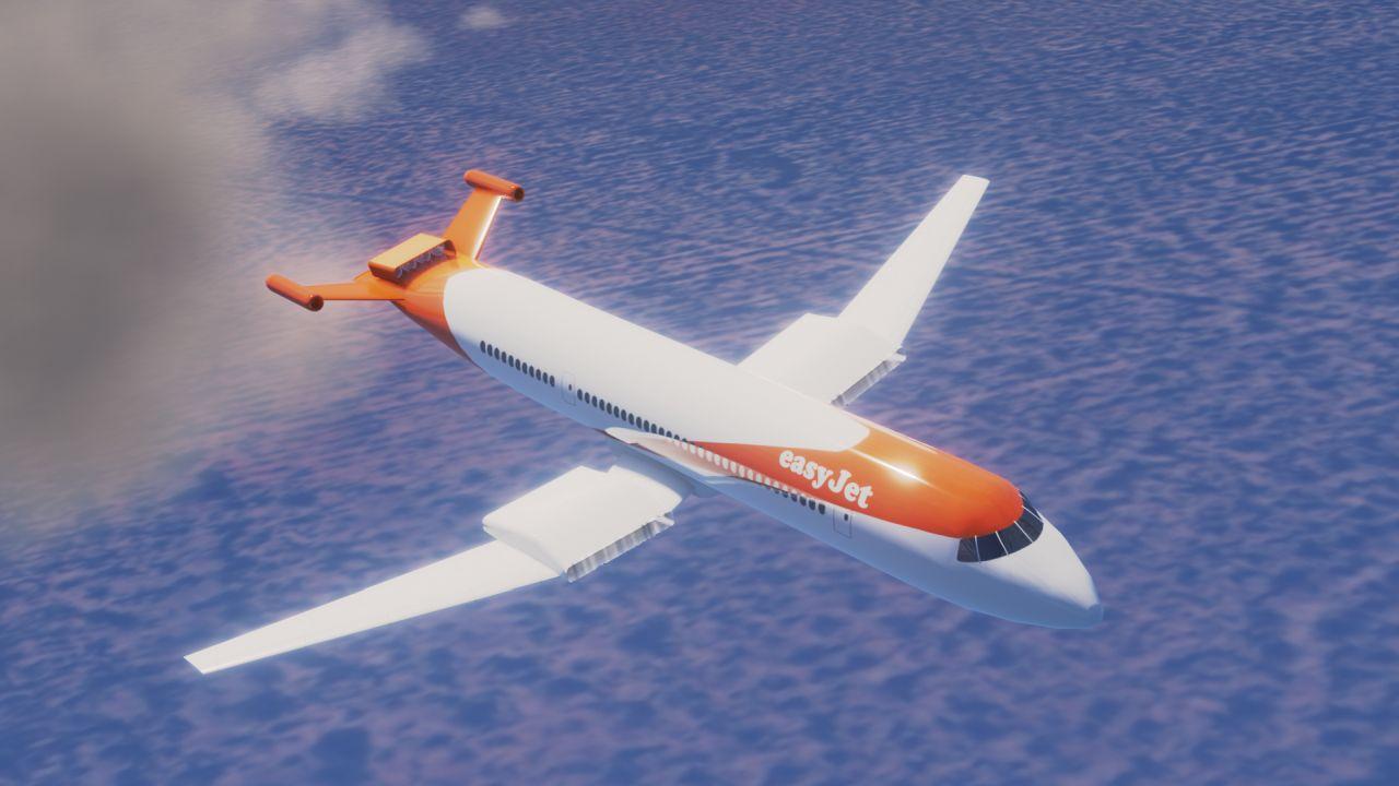 EasyJet e Wright Electric insieme per il primo aereo elettrico da 186 posti thumbnail