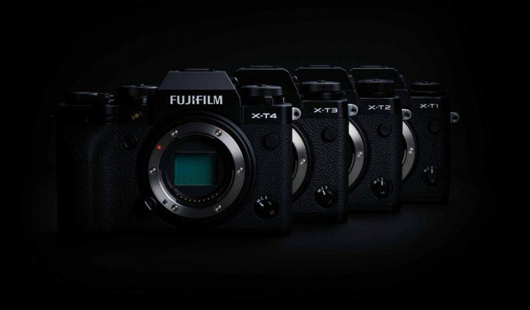 FUJIFILM X-T4, la nuova mirrorless veloce, resistente e silenziosa