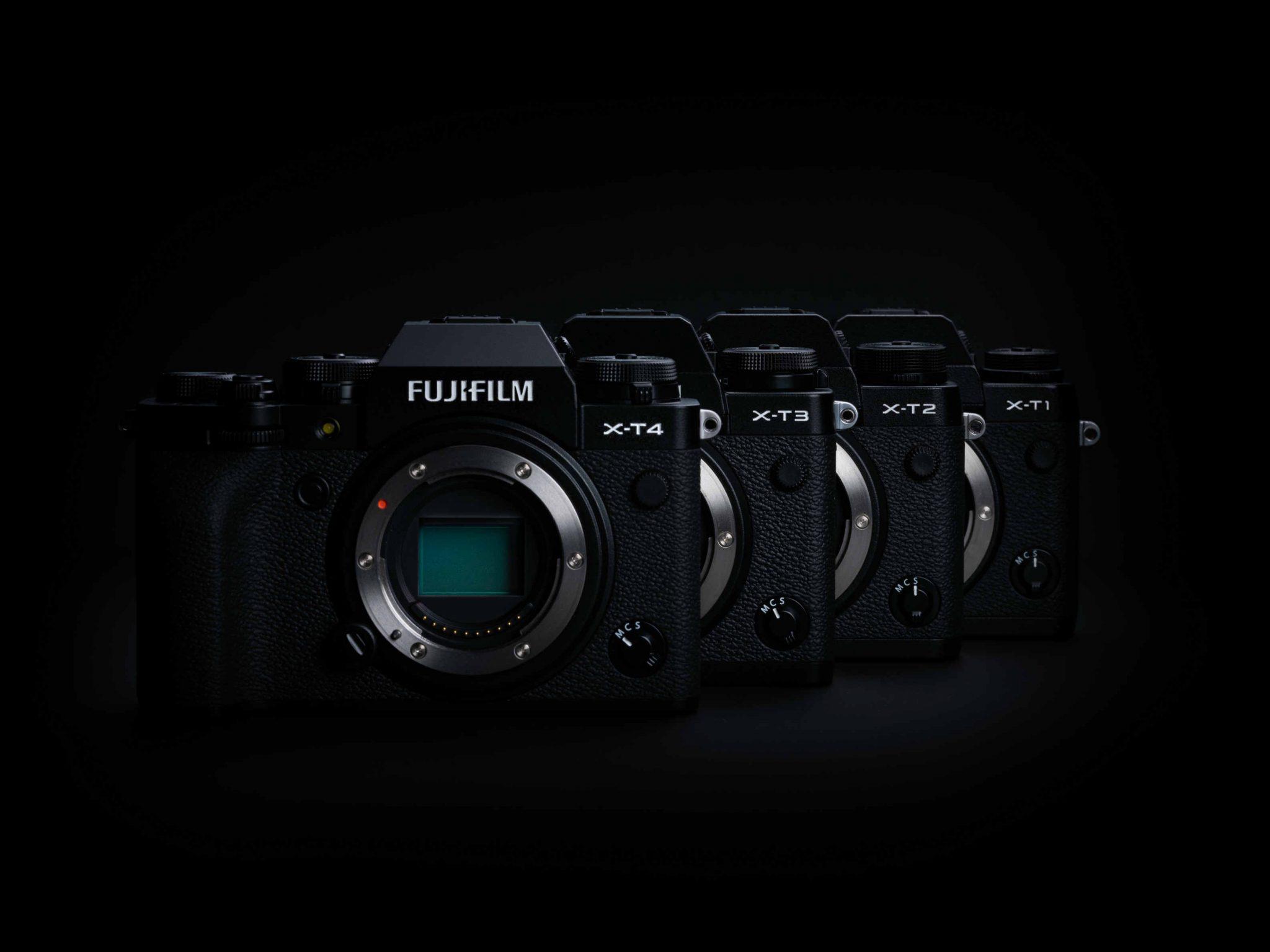 FUJIFILM X-T4, la nuova mirrorless veloce, resistente e silenziosa thumbnail