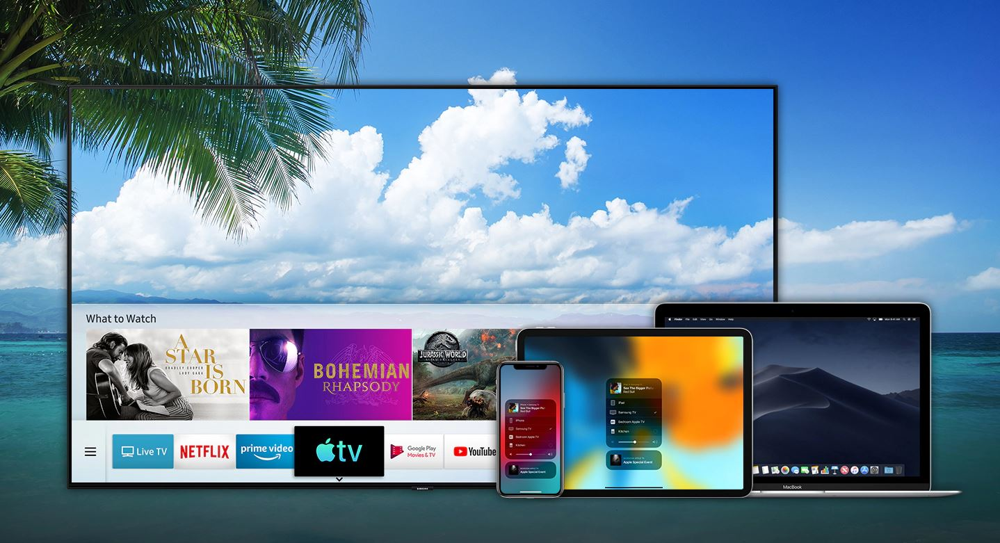 Apple TV app: lista dispositivi e TV compatibili thumbnail
