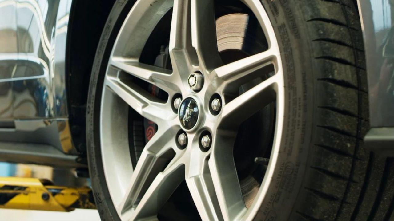 Ford crea i bulloni antifurto tramite la voce del proprietario dell'auto thumbnail